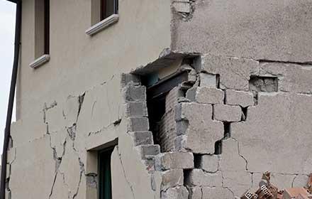 finanziamenti alle imprese colpite dal sisma del lazio