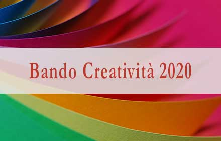 bando creatività 2020 regione lazio