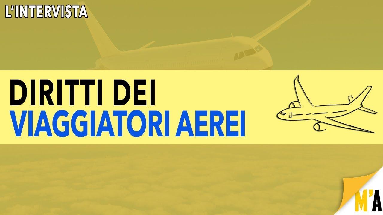 diritti dei viaggiatori aerei