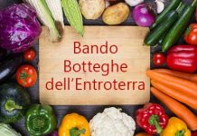 bando botteghe dell'entroterra