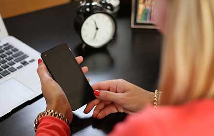 divieto del cellulare sul lavoro