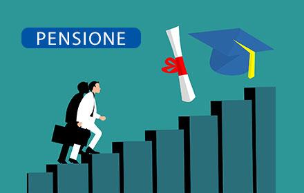 riscatto laurea pensione